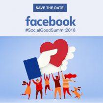 [Save the date] France générosités partenaire du Facebook Social Good Summit 2018