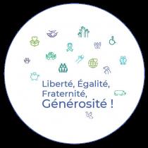 Étude «Liberté, Égalité, Fraternité, Générosité !»