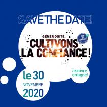 Colloque du Don en Confiance – Edition 2020