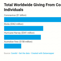 Coronavirus et Philanthropie : perspectives internationales