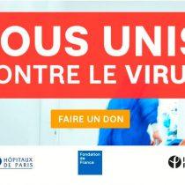 Appel à projets pour lutter contre le Covid-19 « Tous unis contre le virus »