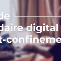Guide solidaire digital post confinement