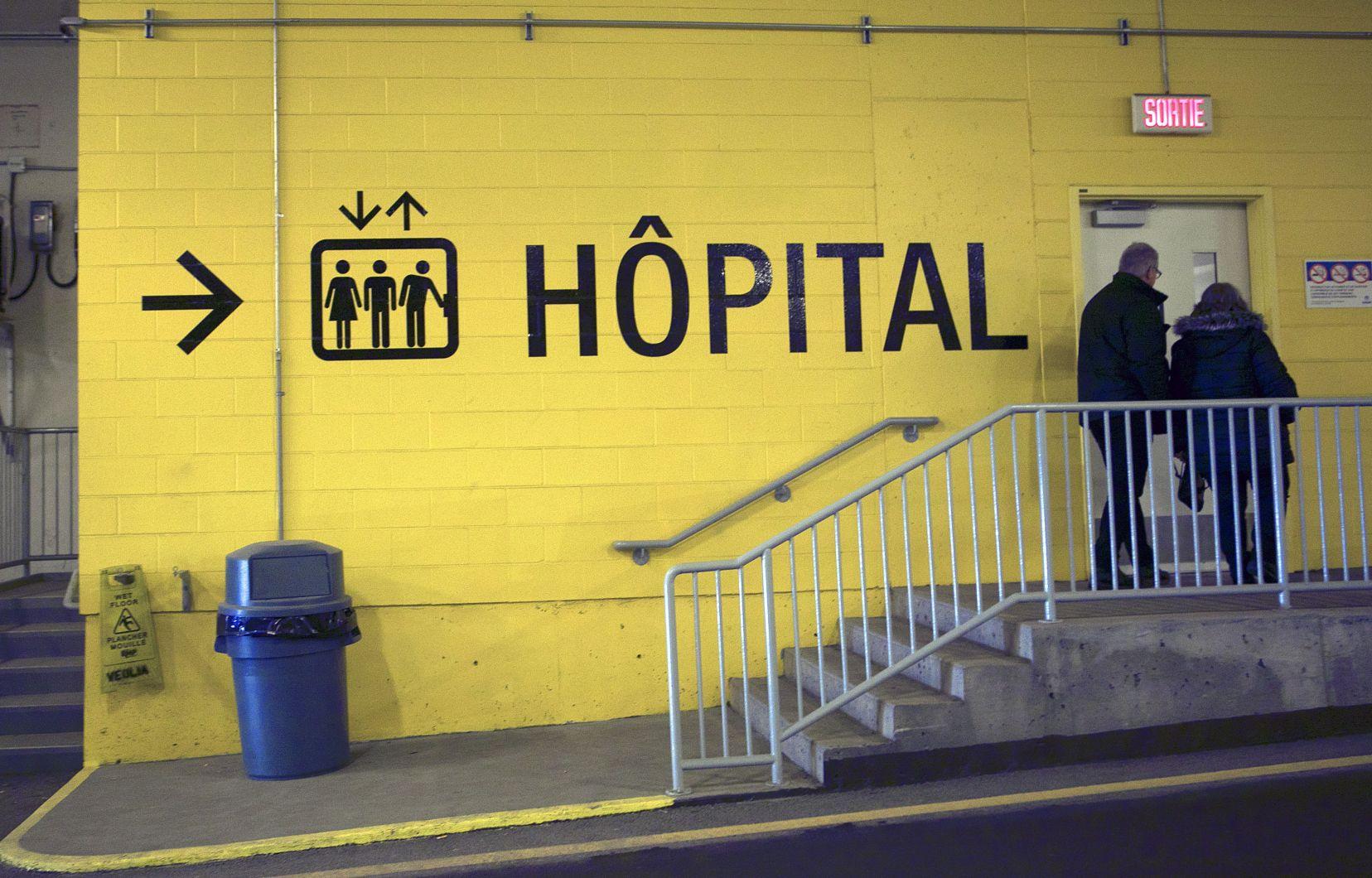hopital stationnement philanthropie