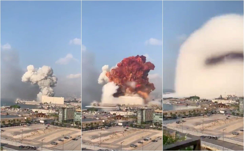 générosité urgence liban beyrouth explosion