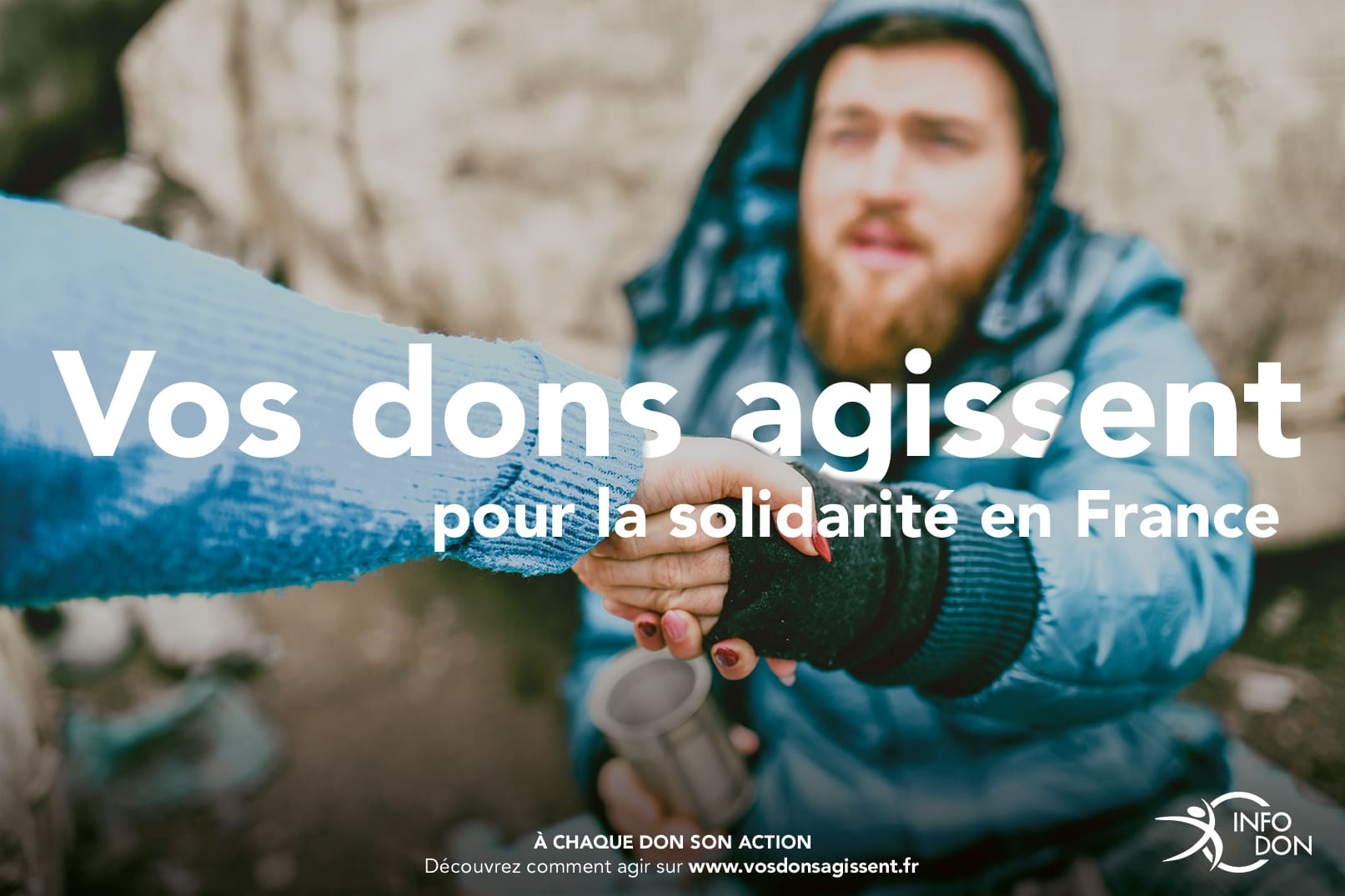 Vos Dons agissent pour la solidarité en France
