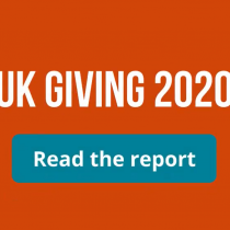 UK Giving Report 2020 – Charities Aid Foundation