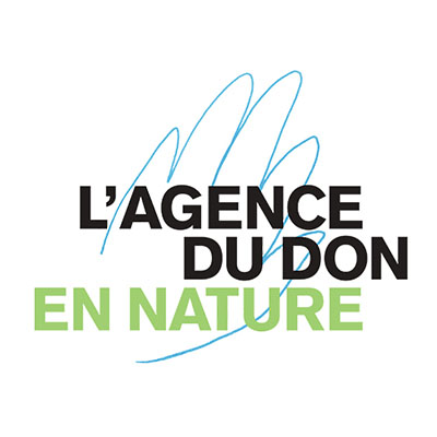 agence du don en nature adn logo