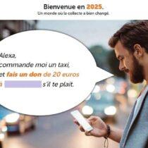"""Le fundraising en 2025 – Livre blanc de Adfinitas """"Demain La Veille"""""""